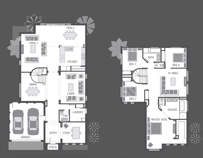 The Sims House Floor Plans Over 5000 House Plans