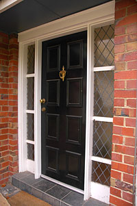 View Topic What S On The Base Of Your Front Door Frame
