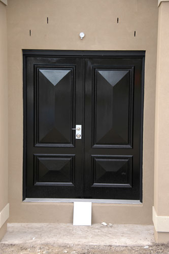 Like ? Add a comment ? Pin to Ideaboard ? Share & View topic - Classic Corinthian entrance doors u2022 Home Renovation ...